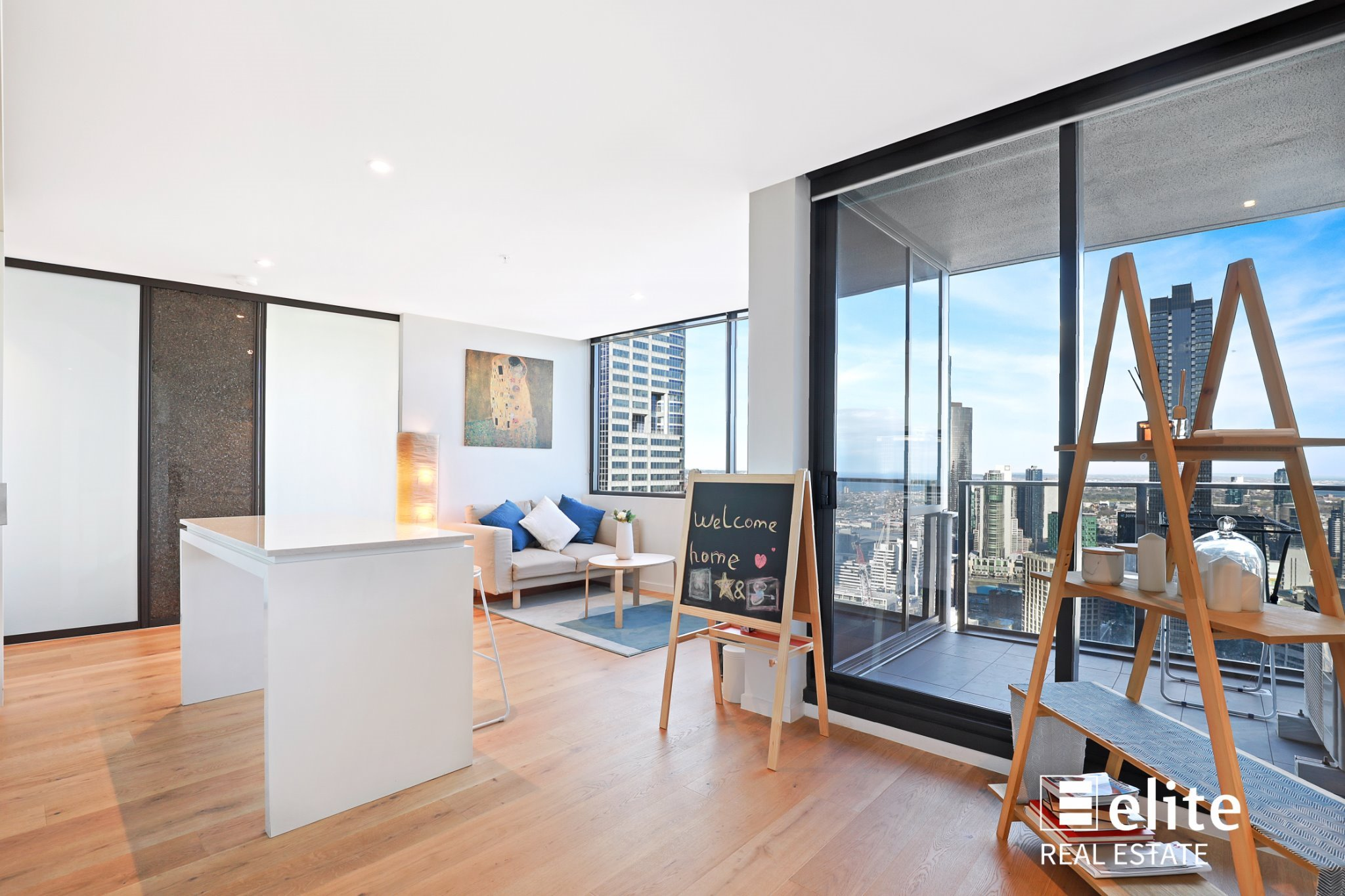 Short stay: 4402/33 Rose Lane, Melbourne VIC 3000